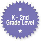 Grades K - 2nd